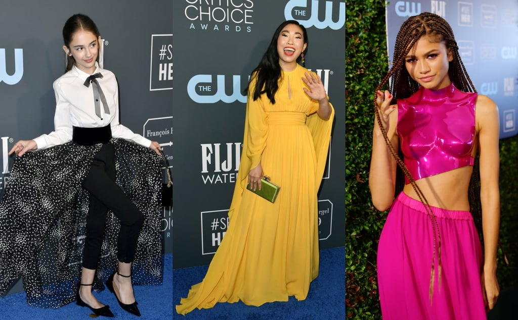 Best Pictures From the 2020 Critics' Choice Awards