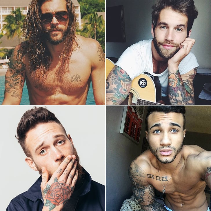 Hot Guys With Tattoos