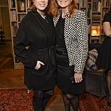 Eugenie and her mom attended a charity event together in 2015.