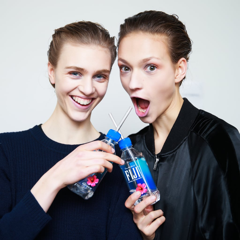 These Silly Backstage Model Moments Will Make You LOL
