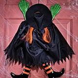 Backward Witch Door Hanging