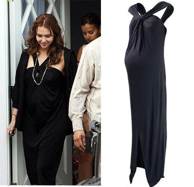 Jessica Alba Maternity Dress
