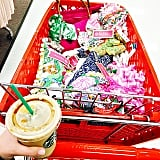 To Fill Up Their Carts With All Sorts of Goodies