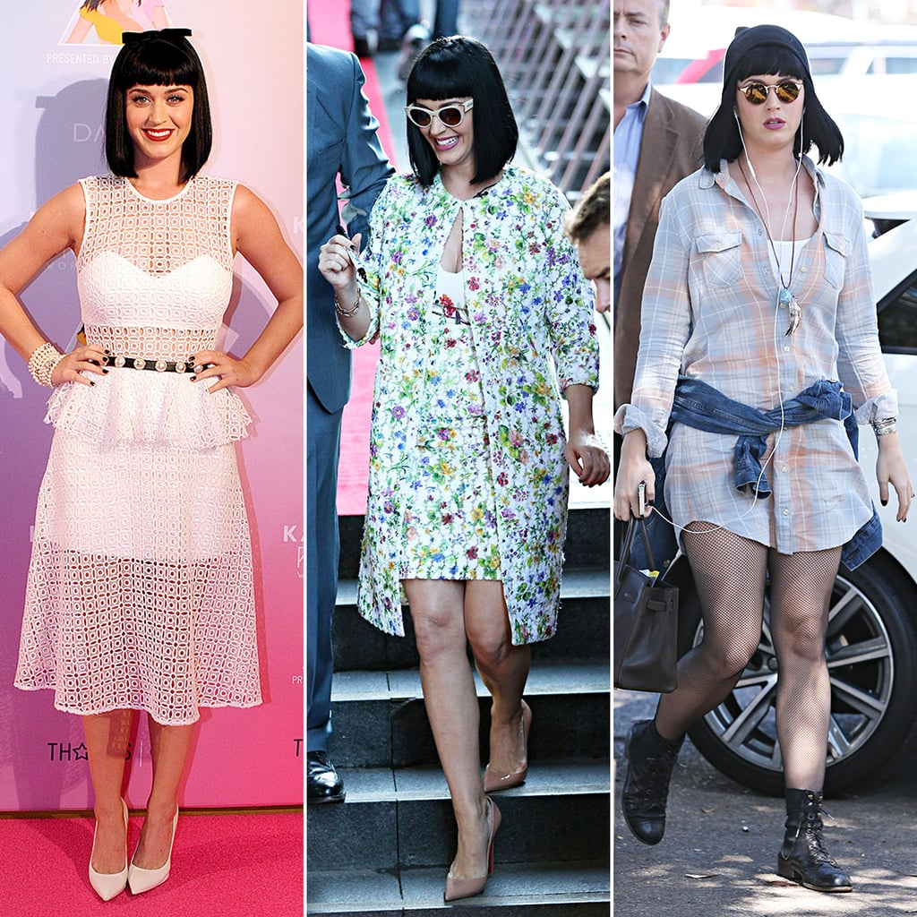 Katy Perry in Australia Pictures March 2014