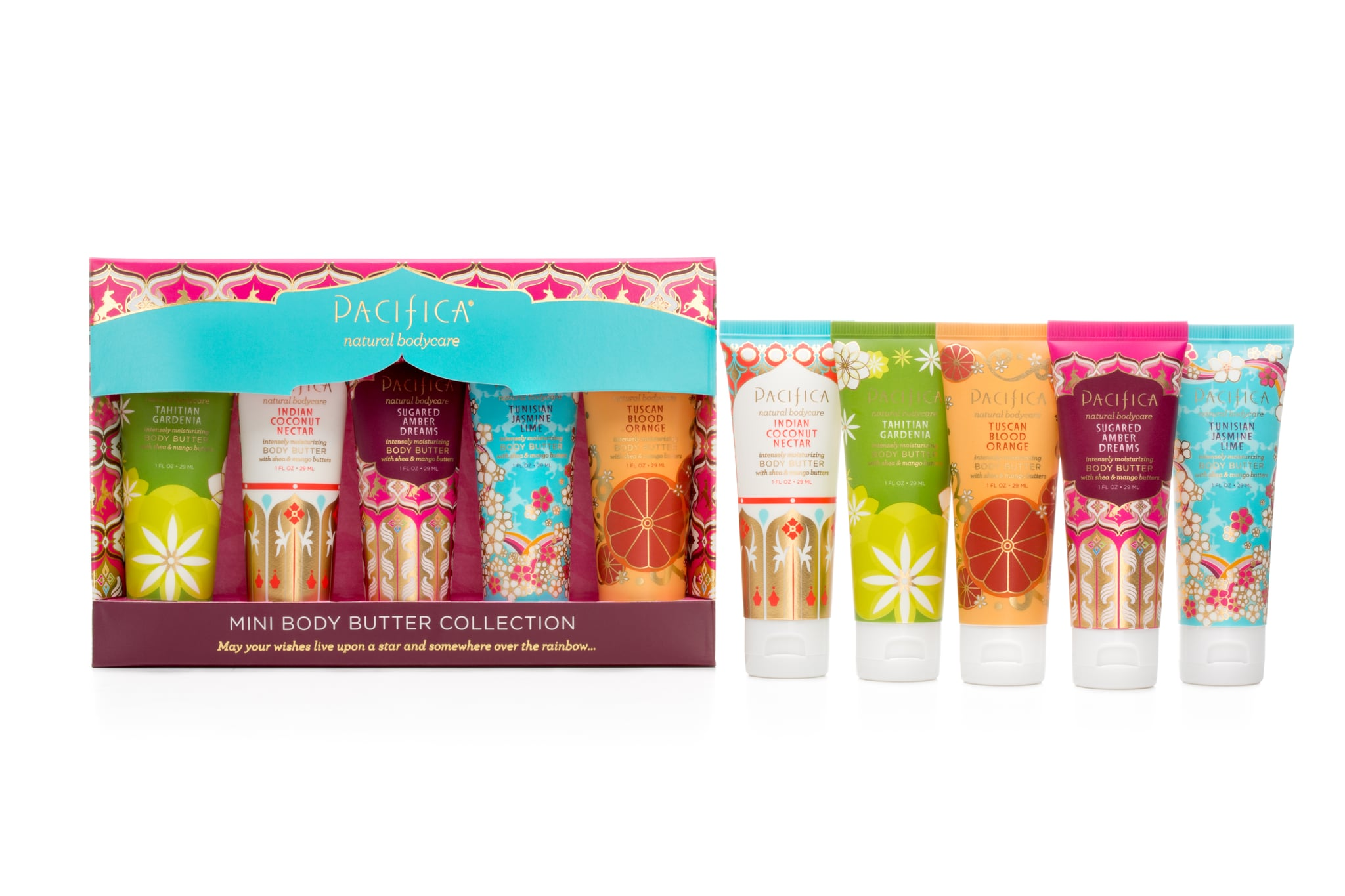 17f5692fe5 Pacifica Beauty Mini Body Butter Collection