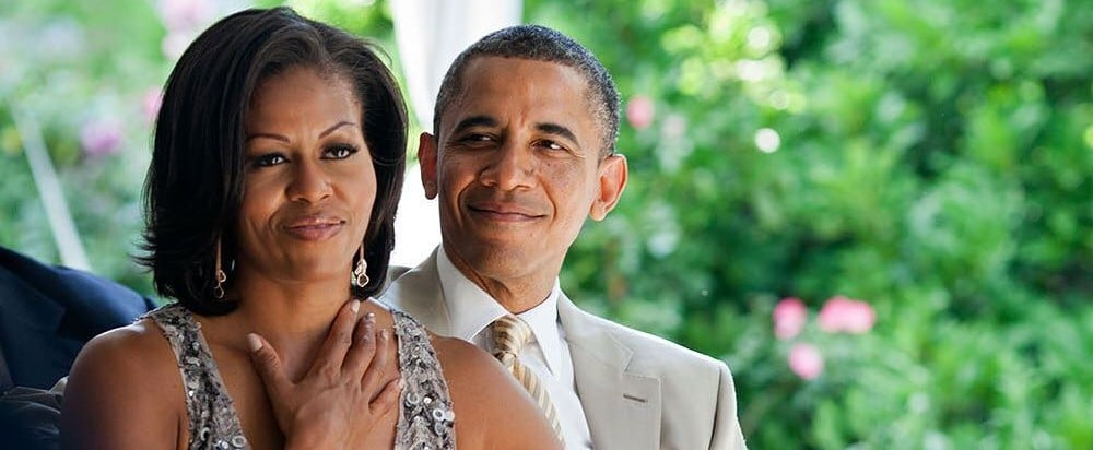 Barack Obama's Birthday Message For Michelle 2018