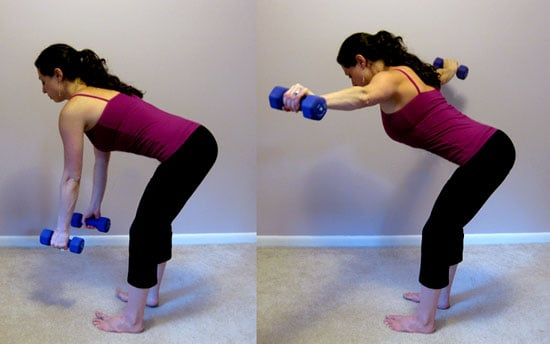 Get Lifted: Bent Over Lateral Raises
