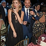 Annabelle Wallis and Dominic Cooper