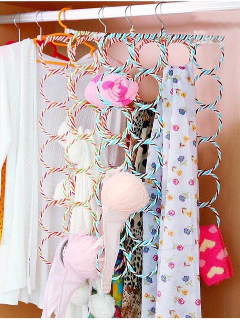 Hole Scarf Hanger