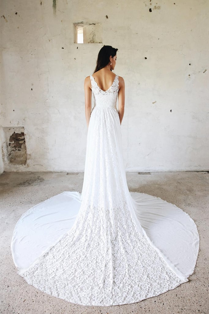 The Aussie Brand Designed a Toned-Down Version of Pippa Middleton's Wedding Dress