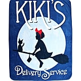 Kiki's Delivery Service Plush Throw ($25)
