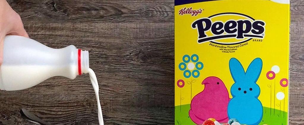 Kellogg's Peeps Cereal