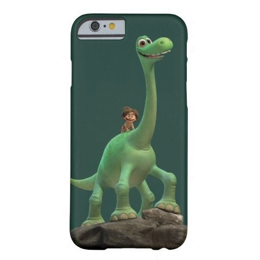 Spot And Arlo On Rock iPhone 6 Case ($42)