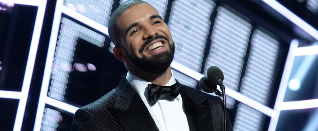 The Secret Behind Drake's Dazzling Smile? Activated Charcoal — Also, Women