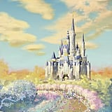 Enchanted Storybook Castle Rendering