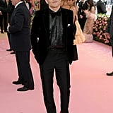 Rami Malek at the 2019 Met Gala