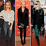 Check out all the Sundance Film Festival style here — everyone from Kate Bosworth to Emma Roberts showed up in their Winter best.
