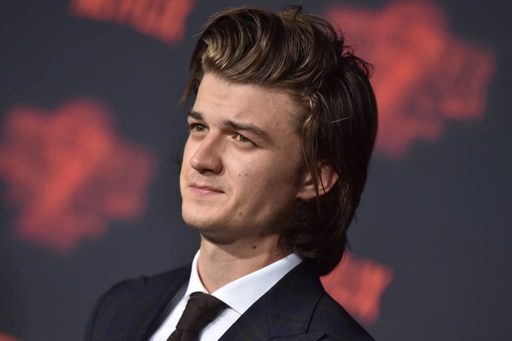 Sorry to Have to Tell You This, but Joe Keery Has Cut His Famous, Gravity-Defying Hair