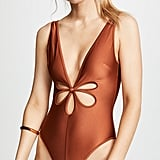 Zimmermann Primrose Flower Cutout One Piece