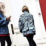 Graffiti-Printed Denim Jackets Are a Step Above Classic Styles