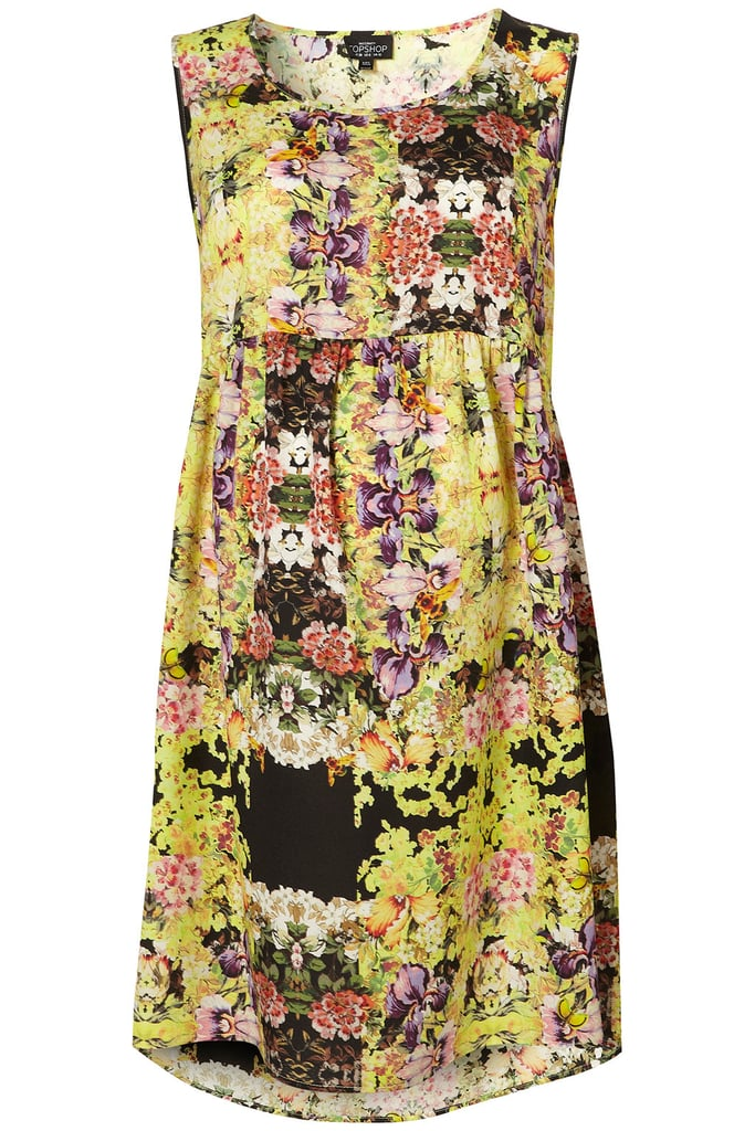 Topshop Maternity Floral Dress ($92)