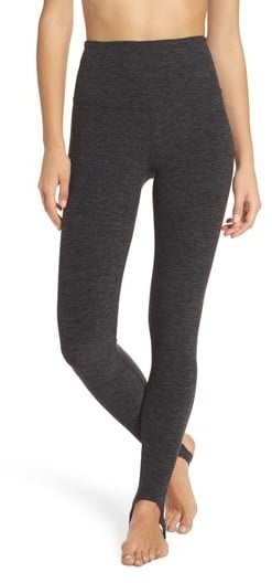 955bbd8a21455 Beyond Yoga High Waist Stirrup Leggings | Best Yoga Pants For Tall ...