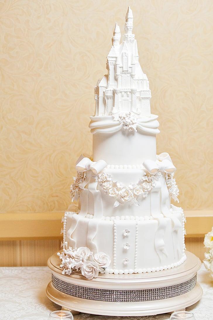 Sleeping Beauty Disney Princess Wedding Cakes Popsugar
