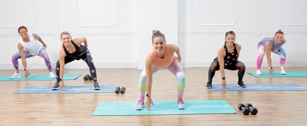 Strength Training Workout to Burn 300 Calories Workout