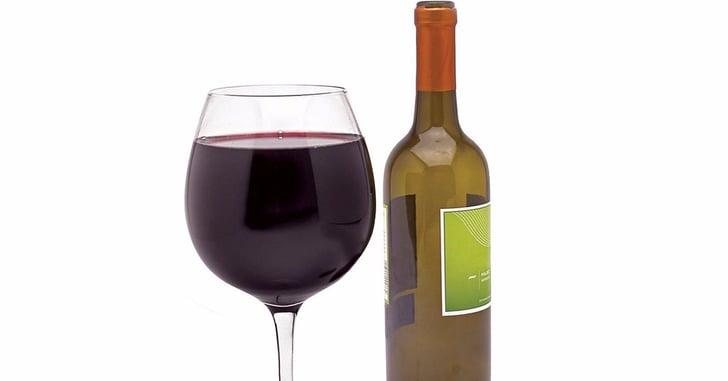 Wine Glass That Fits A Whole Bottle Popsugar Moms
