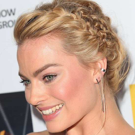 Margot Robbie Hair Braids Australians in Film