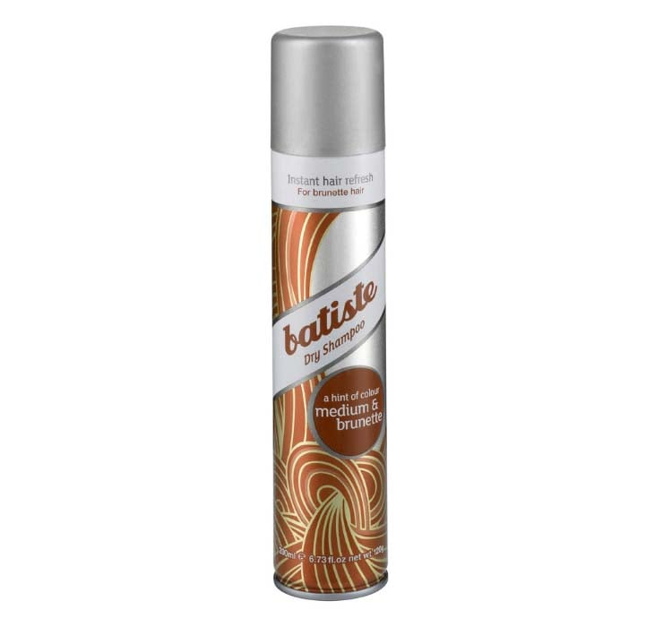 Batiste Dry Shampoo - Brown