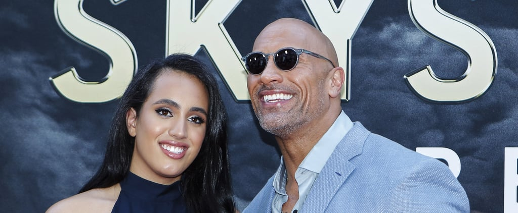 Dwayne Johnson Quote About His Daughters