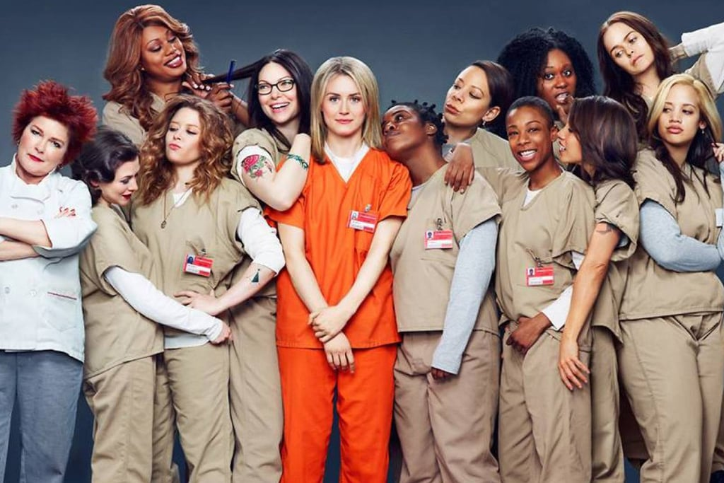 Best Netflix Orange Is the New Black GIFs