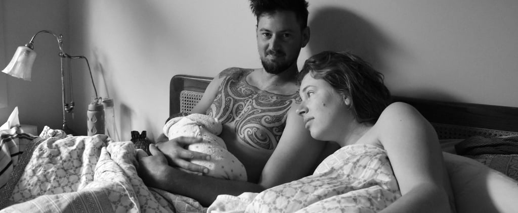 Photographing a Home Birth