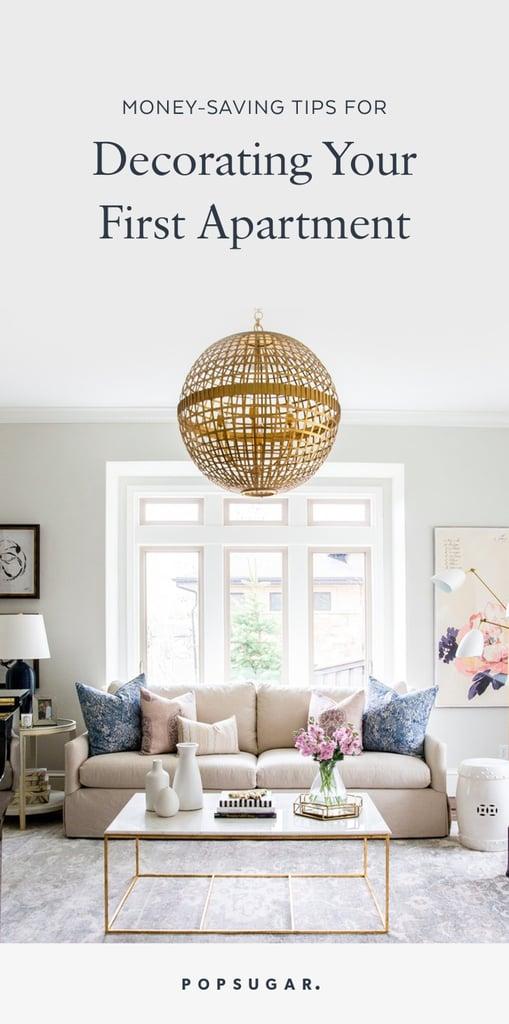 First Apartment Decorating Ideas POPSUGAR Home