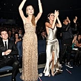 2011: She Danced the Night Away With Selena Gomez