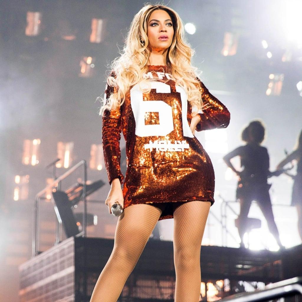 Beyoncé's Athleisure Style