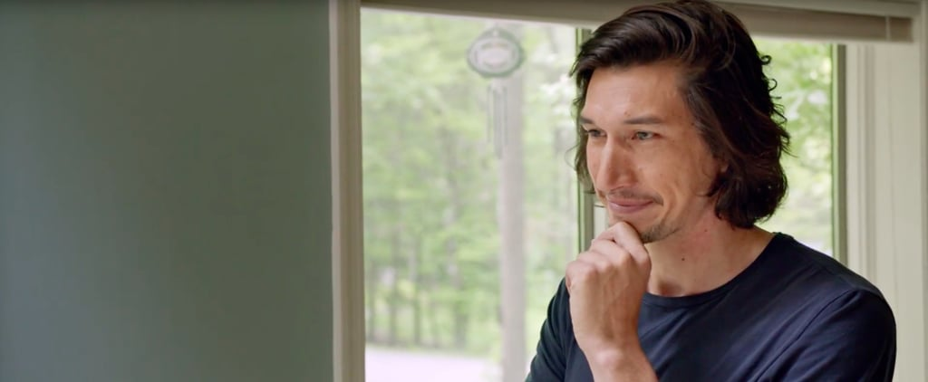 You'll Tear Up Watching Adam Driver Deliver a Special Surprise to a Military Family
