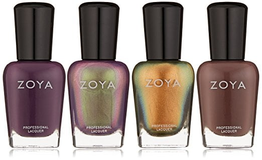 Zoya Nail Polish Quad: \'Tis The Season | Nail Gift Guide 2018 ...