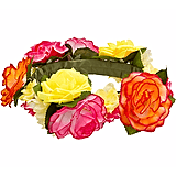 Party City's Flower Crown Headband ($10)