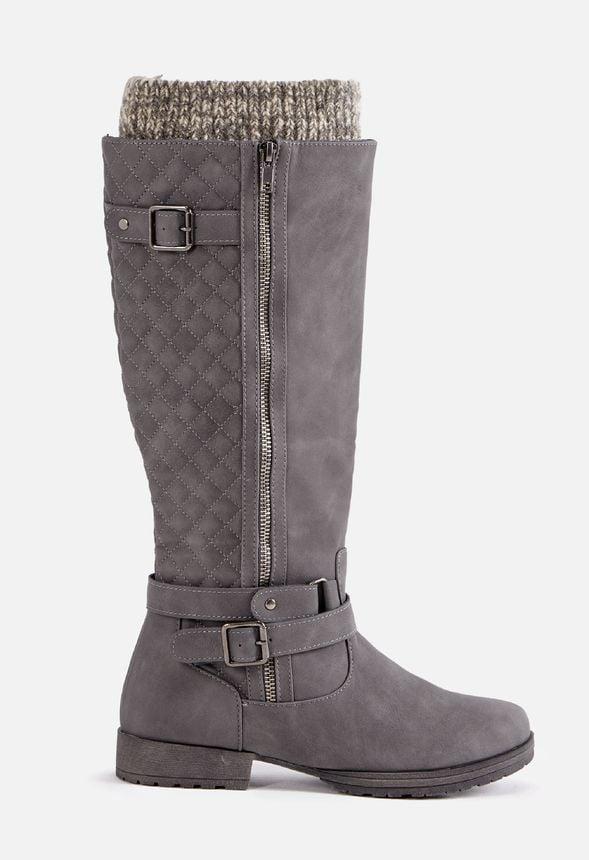 Cayte Flat Boot
