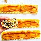 Assemble the lasagna rolls.