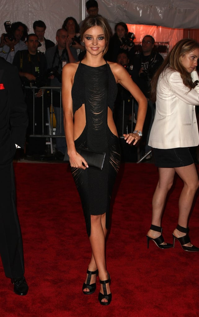 "May 2009: ""Model As Muse"" Costume Institute Gala"