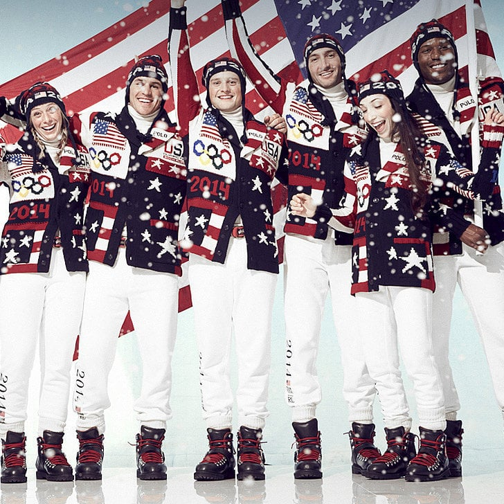 "Photo courtesy of Ralph Lauren  Did you know the Olympics have a theme song? Here are the best Olympic songs from over the years. There are a lot of compelling Olympic storylines this year, like the biathlete who gave up her spot on the Olympic team to her twin sister. And try not to cry while watching this year's ""Thank You, Mom"" commercial. This year, figure skating will be more like gymnastics. For the first time, there will be a team competition, pitting country against country for what promises to be a dramatic battle. And there has already been some drama. At the national championships, American officials decided to put Ashley Wagner, 22, on the Team USA despite her fourth-place finish and disastrous performance. That ended the Olympic dreams of Mirai Nagasu, 20, who had secured the bronze medal at the competition. It was a rare move, as a third-place finish traditionally secures a ticket to the Games. It's been 20 years since the Nancy Kerrigan/Tonya Harding saga. Here are throwback figure skating GIFs to remind you of that time and get you in the Olympic spirit. Triple-toe loops are really GIF-able!"