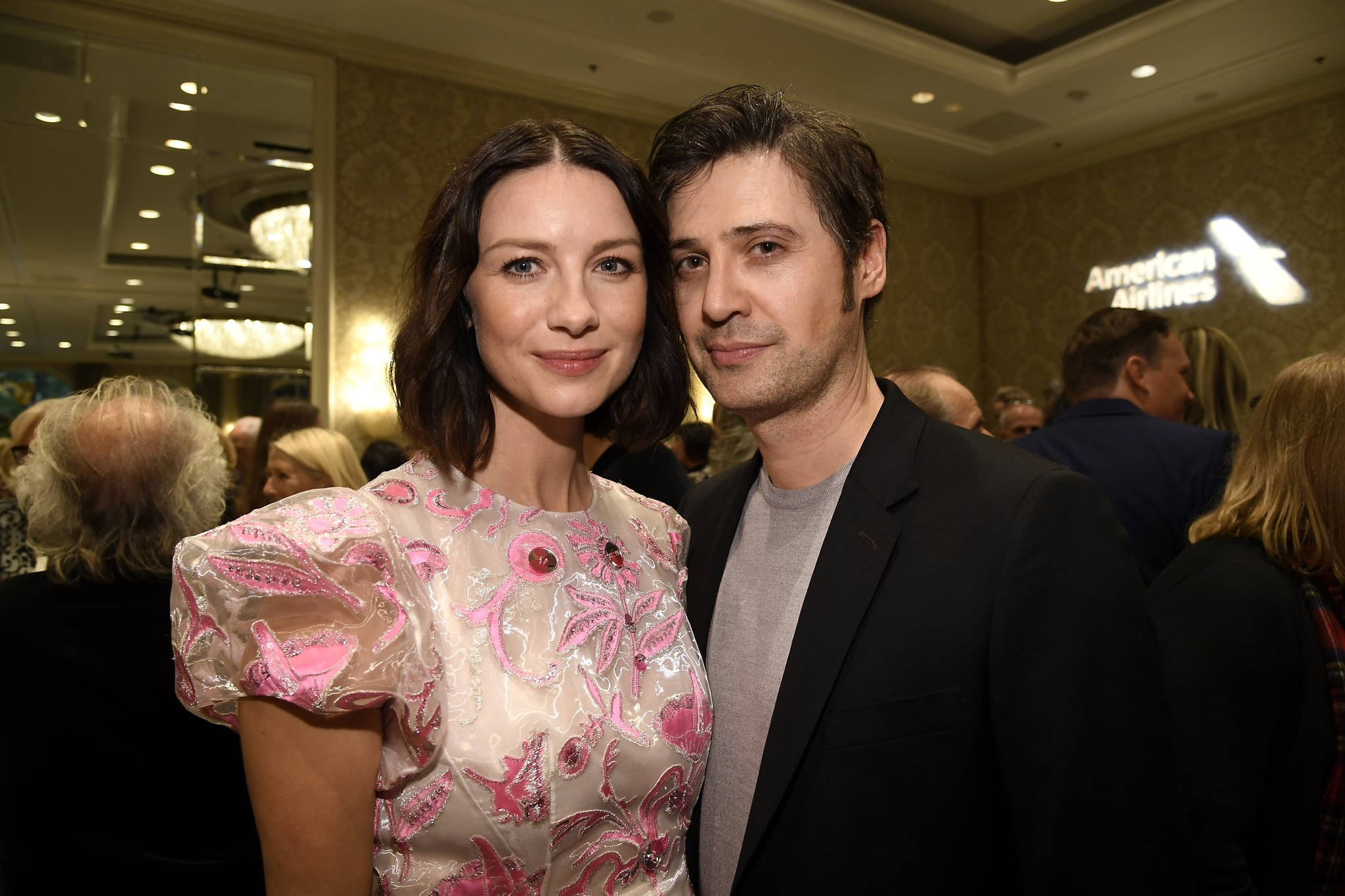 Congrats Are in Order — Caitriona Balfe and Tony McGill Are Married!