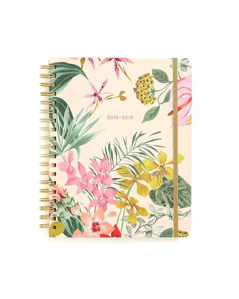 Large 13-Month Planner in Paradiso