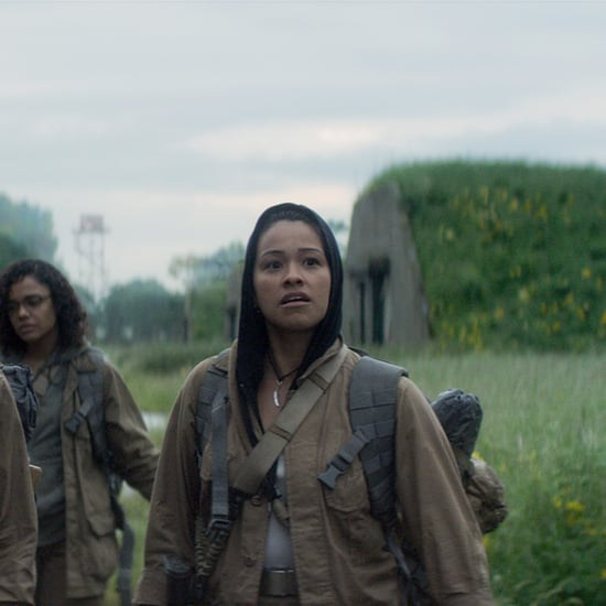 Gina Rodriguez Talks About Time's Up and Annihilation