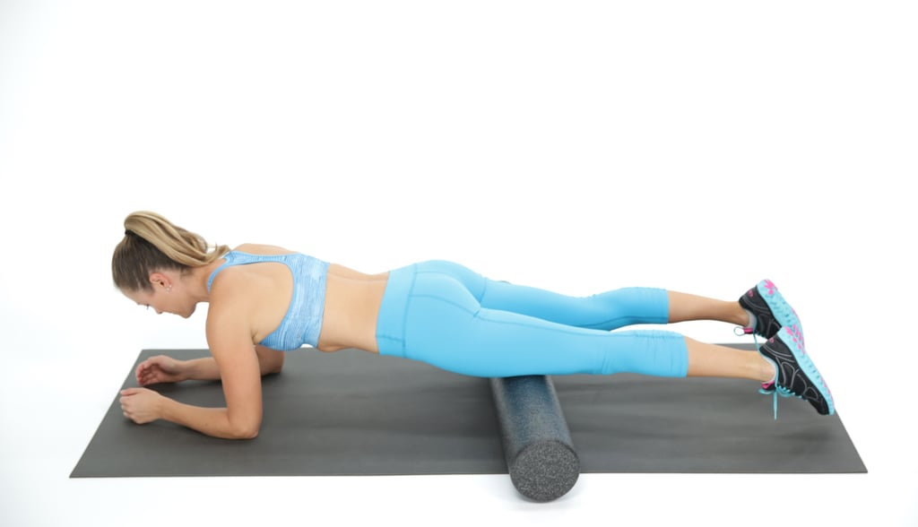 Loosen Your Tight Hip Flexors: Roll Your Quads