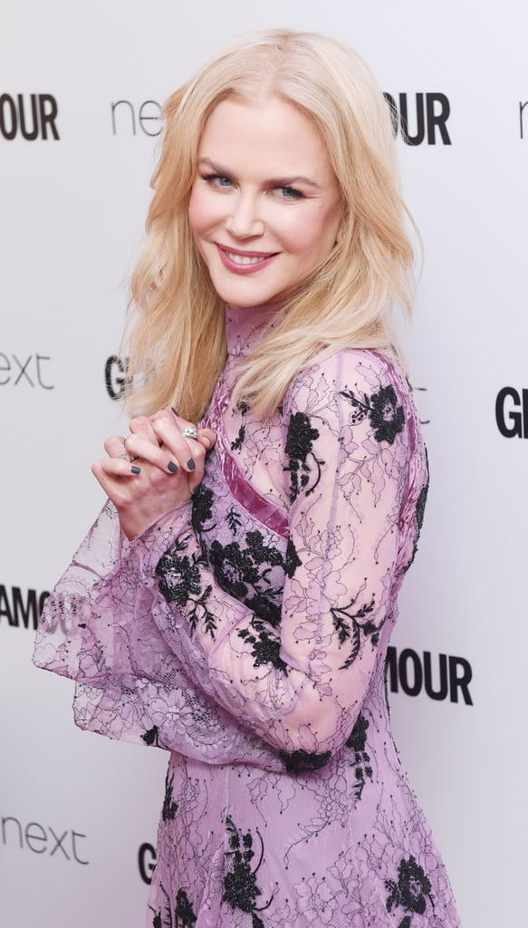 June: Nicole Was Named Woman of the Year by Glamour Magazine