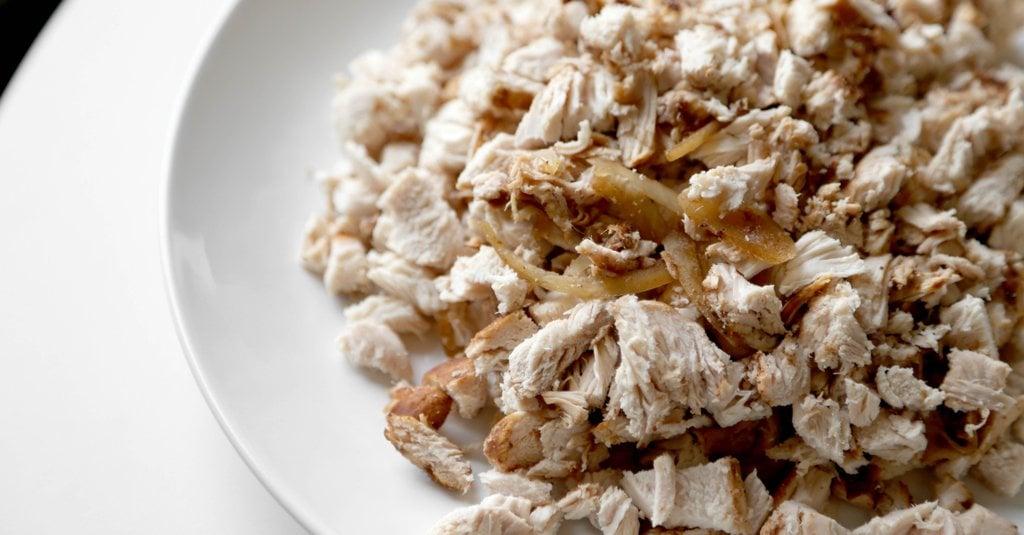 4-Ingredient Barbecue Chicken